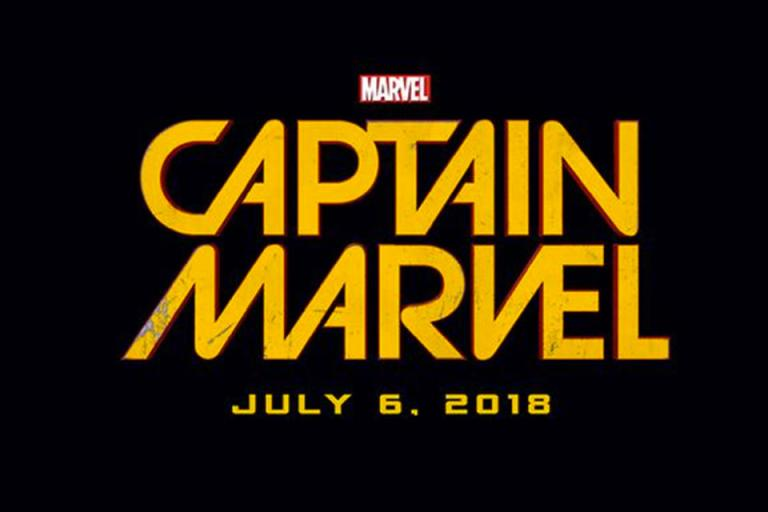 A film about Captain Marvel is coming to theaters in 2018.