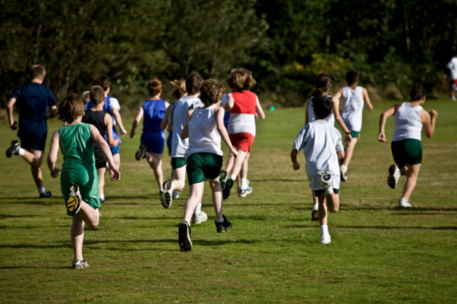 New research shows being physically fit can improve the structure of brain matter that plays a role in learning.