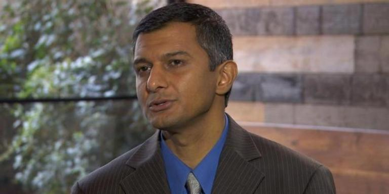 Dilip Joseph talks to CBS News correspondent Chip Reid.
