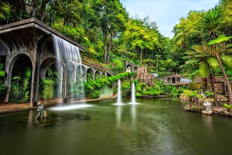 The Most Beautiful Botanical Gardens In Madeira The Justist