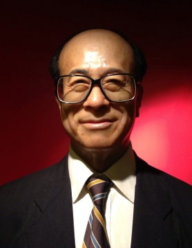 Li_Ka_Shing_Statue_of_wax