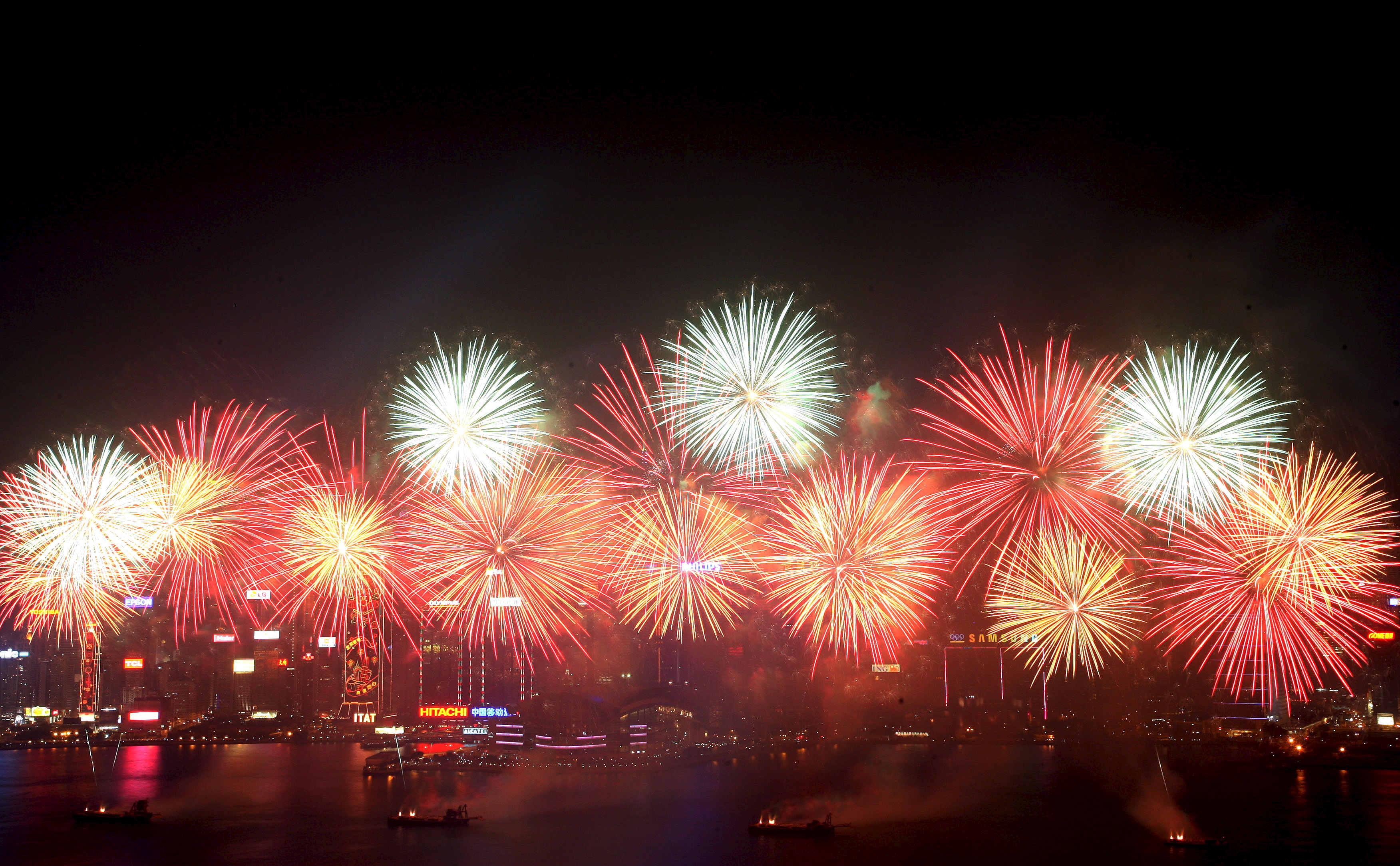 Staying In Hong Kong For Chinese New Year? Don't Miss Out ...