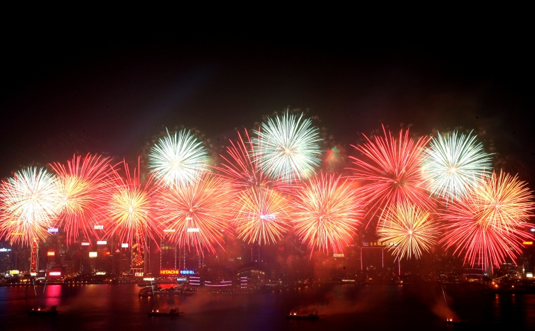 China - Hong Kong - Traditions -  Lunar New Year