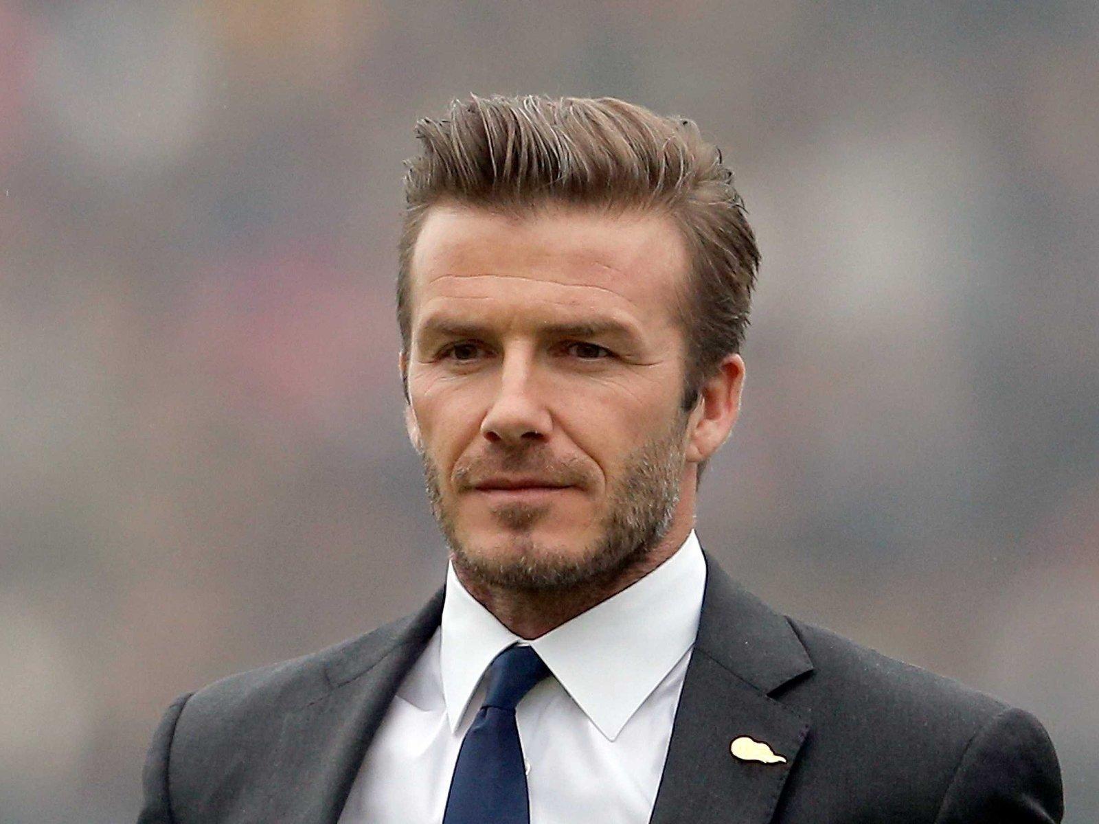 20 David Beckham Hairstyles The Justist